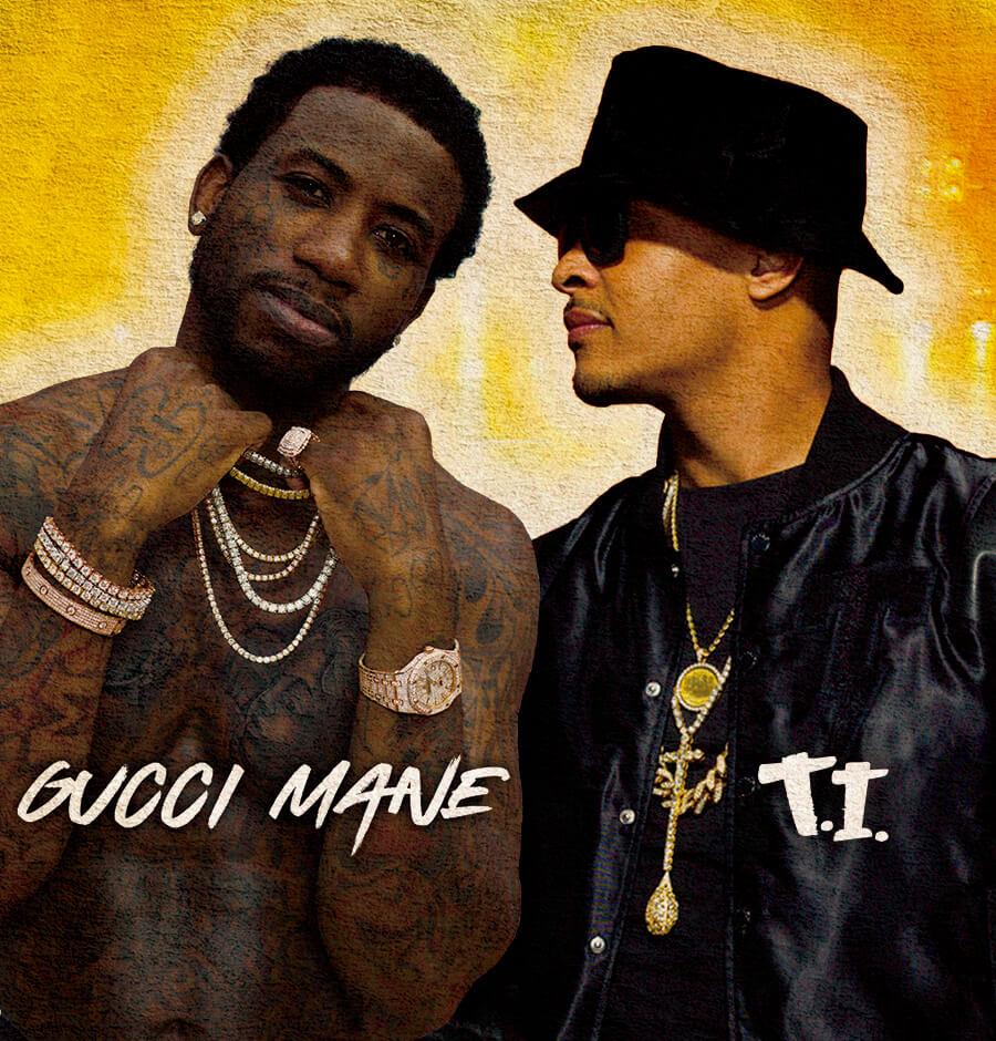 Gucci Mane Ti Vip Ticket The Pavilion At Wolf Lake Memorial